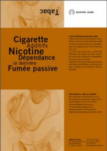 Flyer tabac